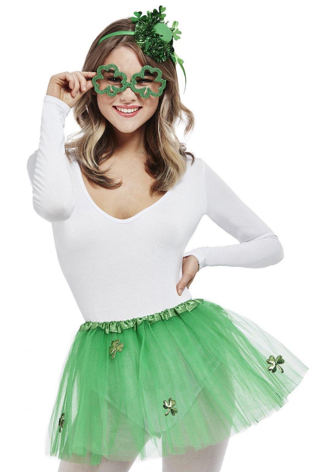 Kostým Párty Girl - Saint Patrick's Day