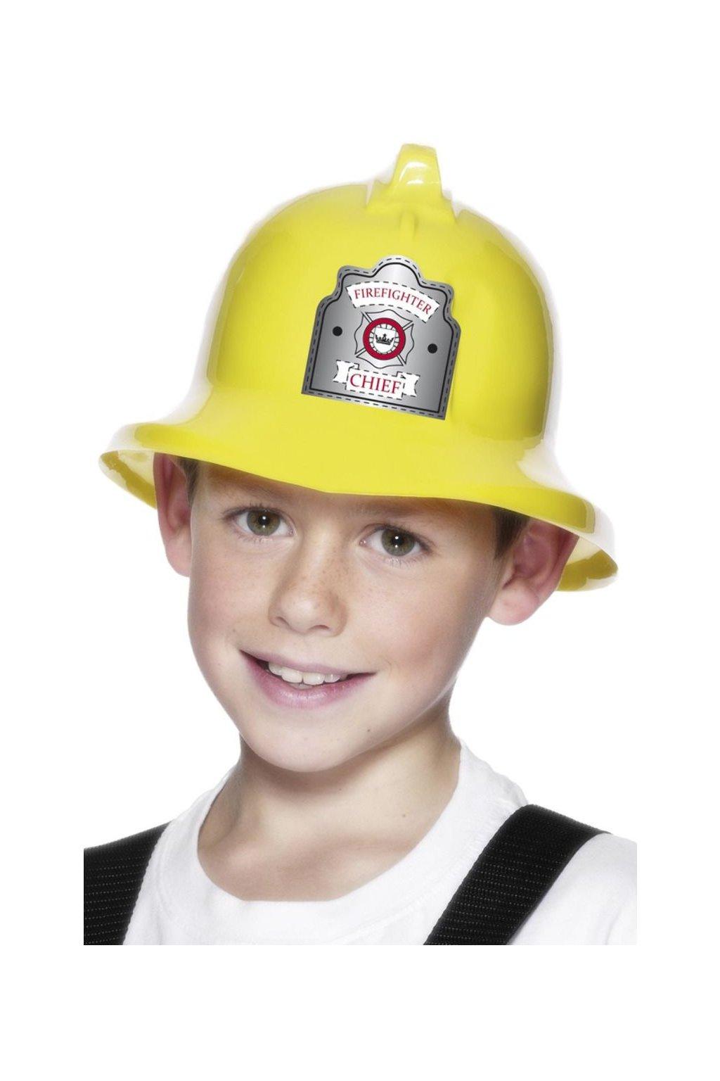 Hasičská helma - dětská
