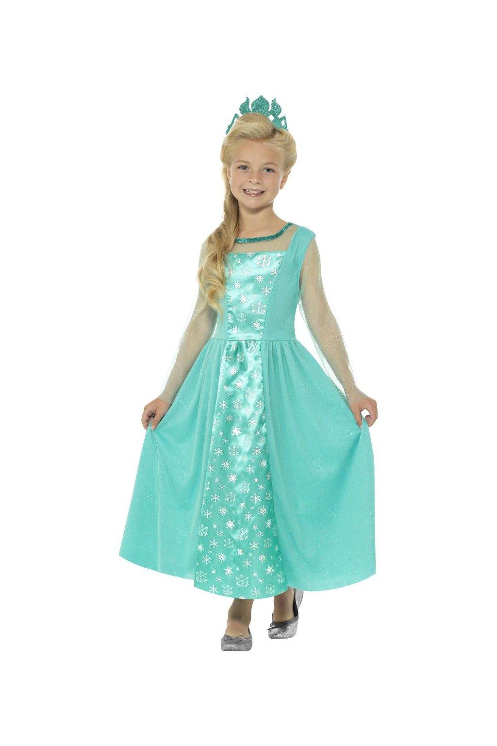 Ledová princezna - Elsa
