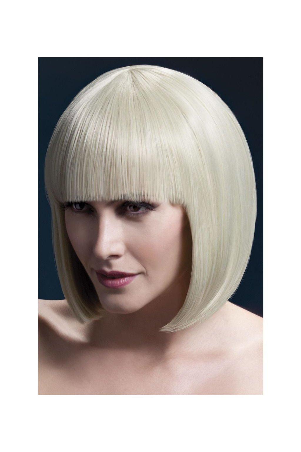 Blond paruka mikádo - Fever Elise