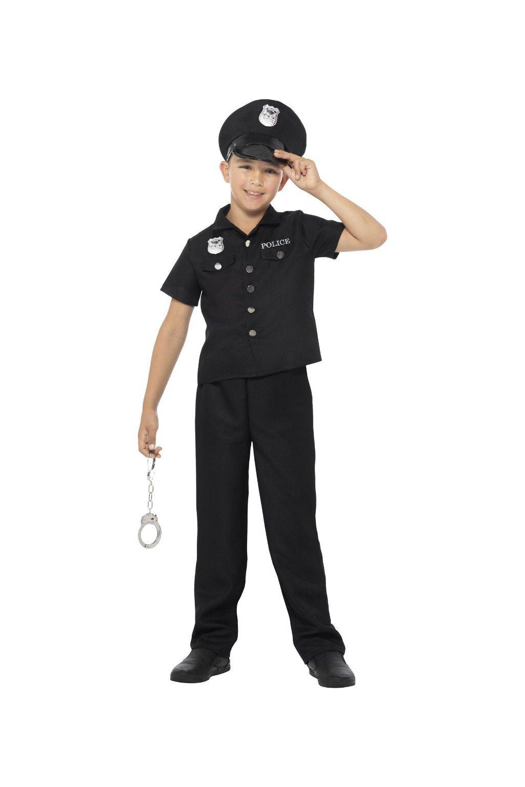 Dětský kostým - Policista New York