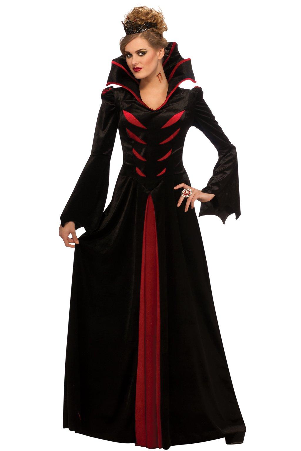Upírka královna - dámský kostým