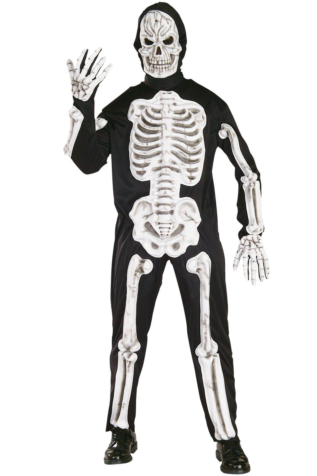 Kostlivec - pánský kostým