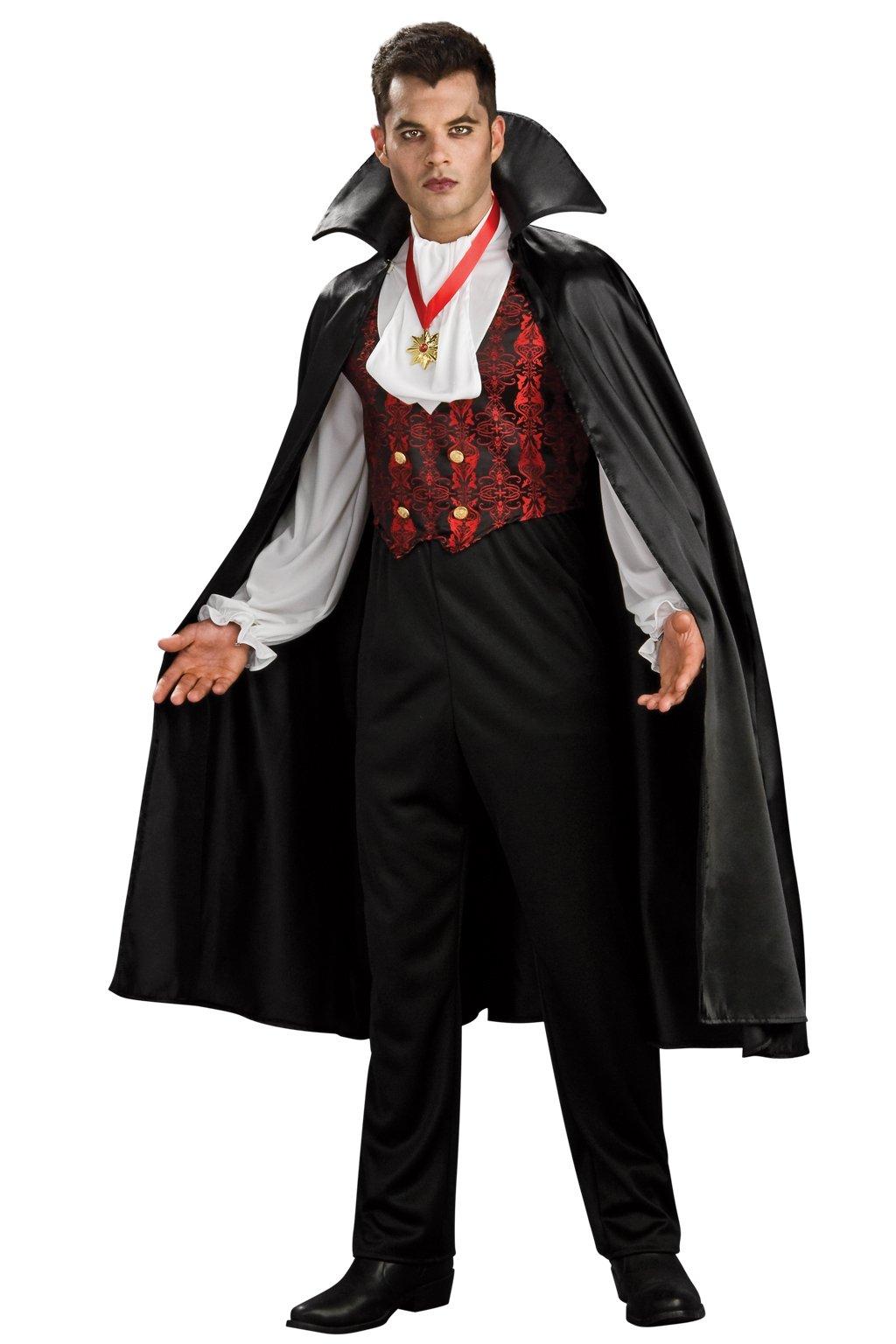 Upír - pánský kostým
