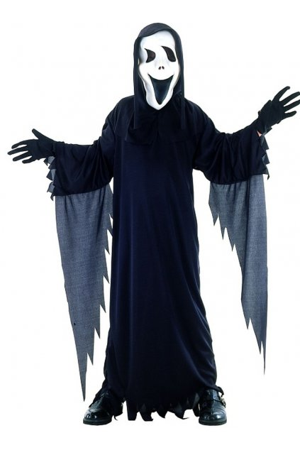 Dětský kostým s maskou - Démon