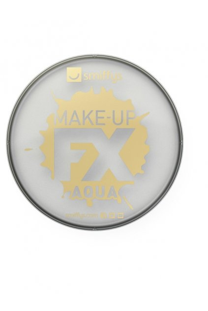 Barva na obličej a tělo - Make-up - stříbrný
