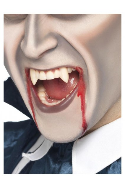 Upíří zuby špičáky