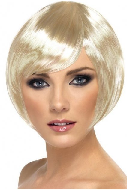 Paruka mikádo blond
