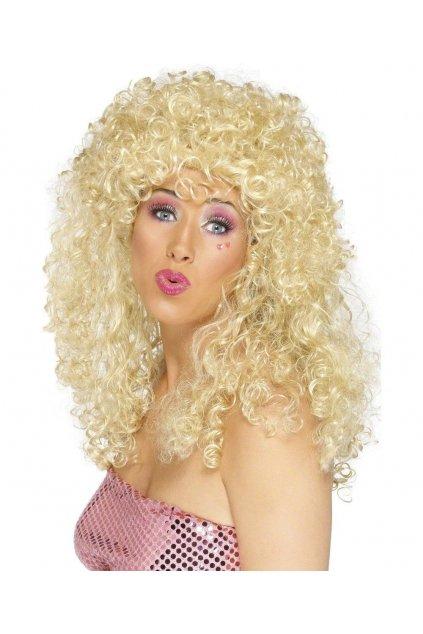 Blond paruka - Anděl
