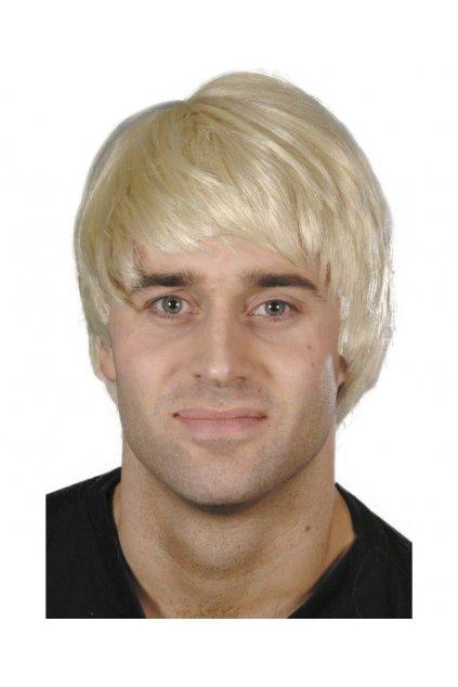 Pánská blond paruka