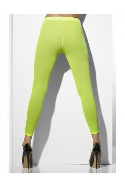 Legíny - neonové - zelené