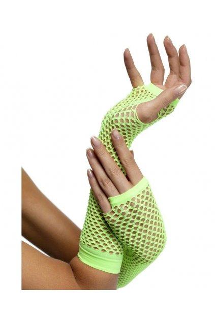 Svítivé rukavice Neon