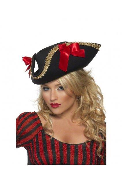 Dámský pirátský klobouk Fever