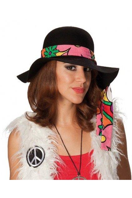 Dámský hippie klobouk