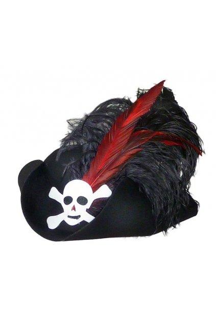Klobouky pro piráty
