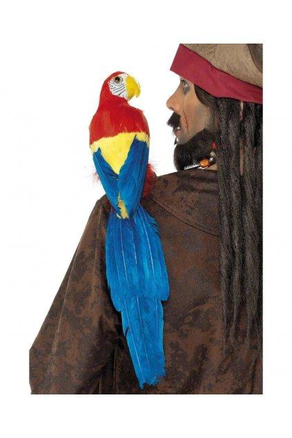 Papoušek na rameno