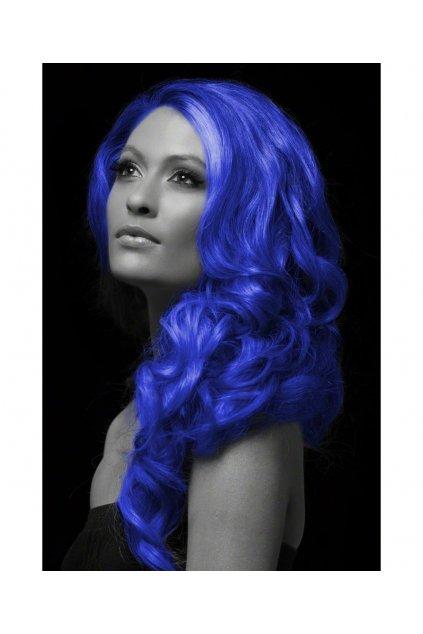 Barevny sprej na vlasy - modrý