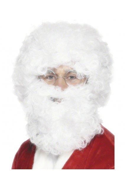 Santa vousy a paruka