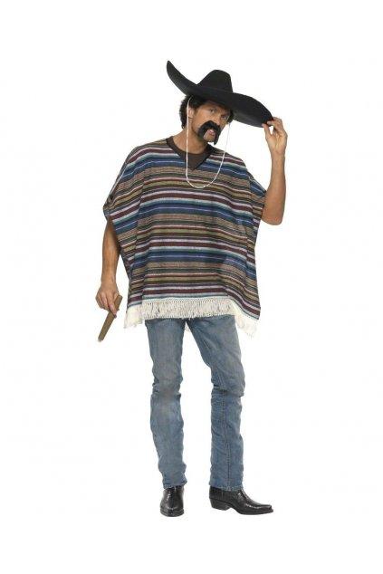 Pončo Mexické - poncho