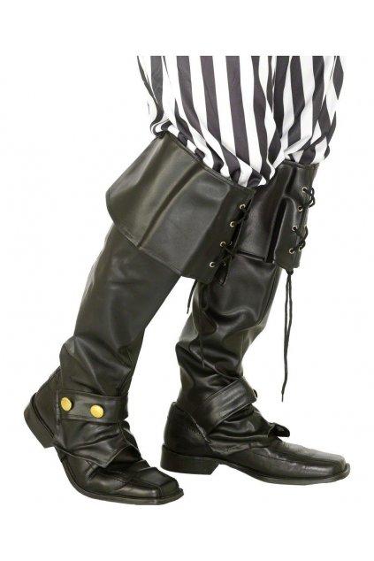 Pirátské boty - návleky