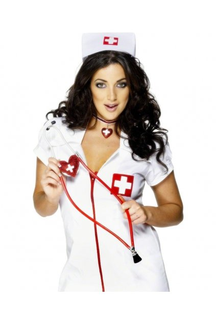 Stetoskop - Srdce s křížem