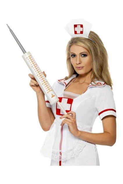 Velká injekční stříkačka