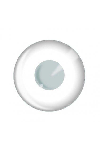 Bílé čočky - Crazy White ZOMBIE