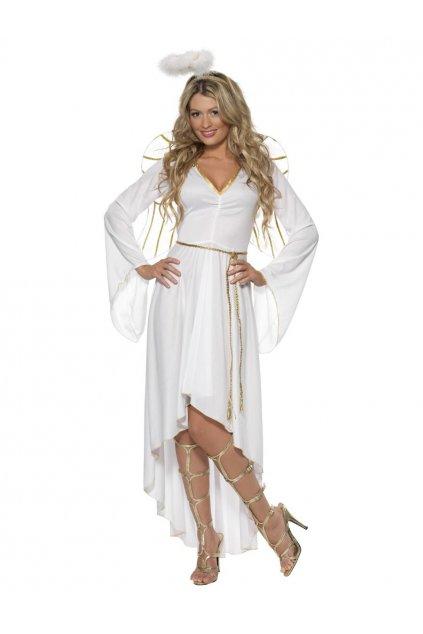 Dámský kostým anděla