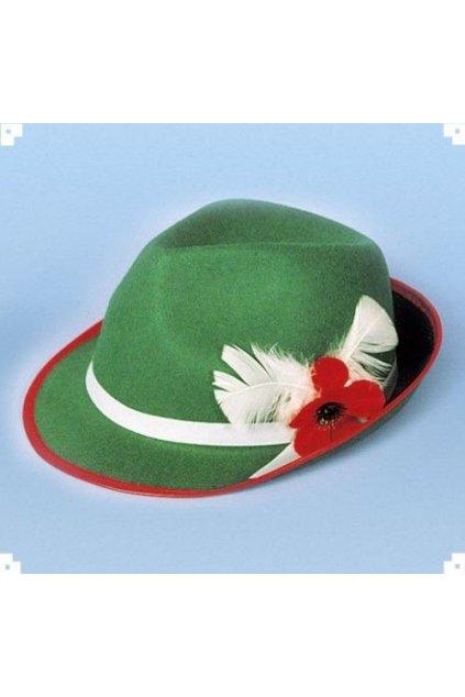 Tyrolský klobouk