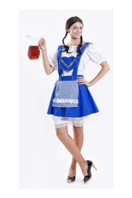 Dámský Bavorský kostým
