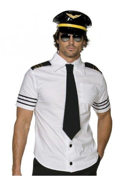Kostým pilota - kapitán