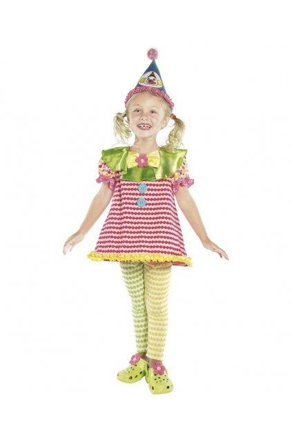 Dětský kostým klauna