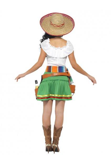 Dámský kostým mexičanka