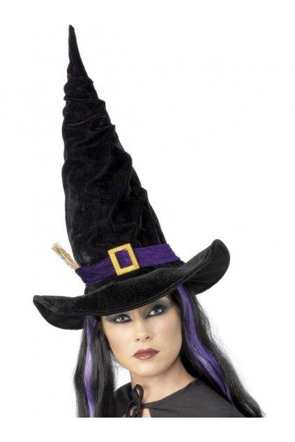 Čarodějnice klobouk