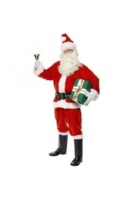 Kostým Santa Clause - Deluxe