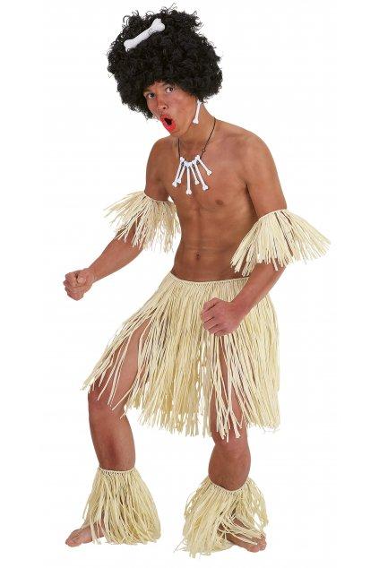Kostým Zulu bojovník