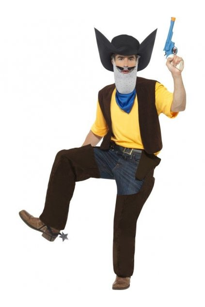 Kowboy Texas Pete SuperTed