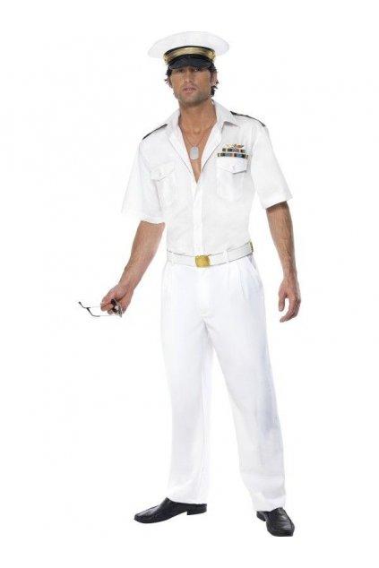Kostým Top Gun kapitán