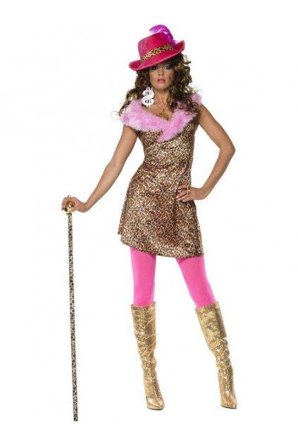 Lady Pimpette - dámský kostým