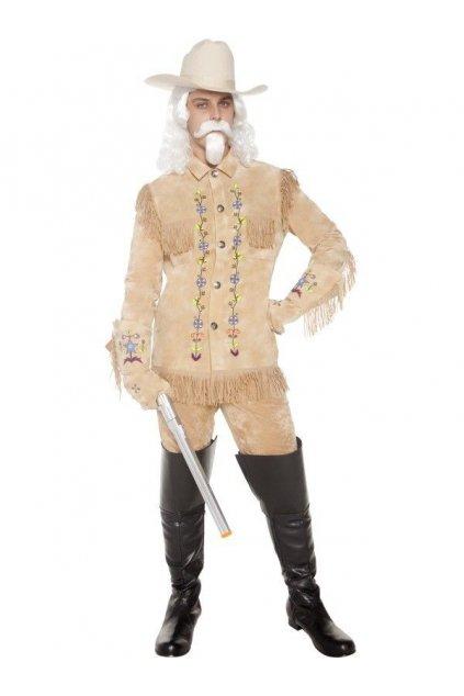 Kostým Buffalo Bill