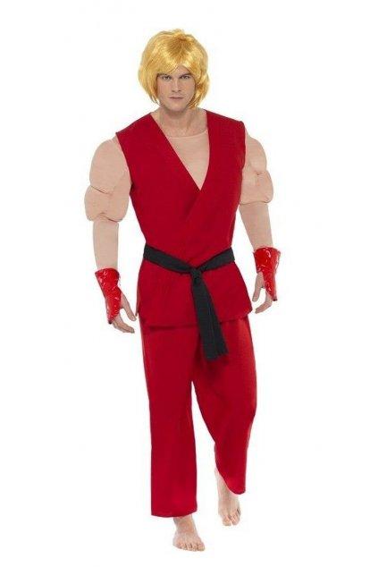 Kostým - Ken - Super street fighter IV