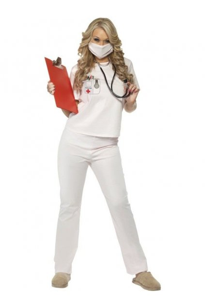 Kostým doktorky