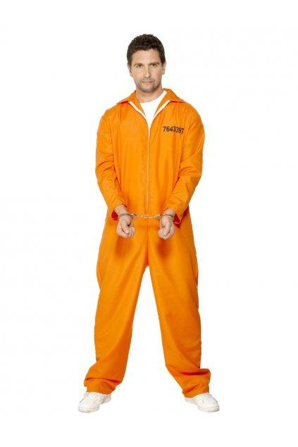 Kostým Trestance - vězen