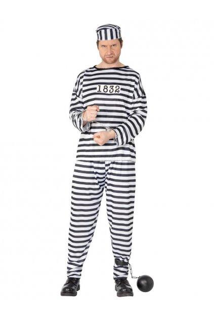 Kostým vězně - trestance