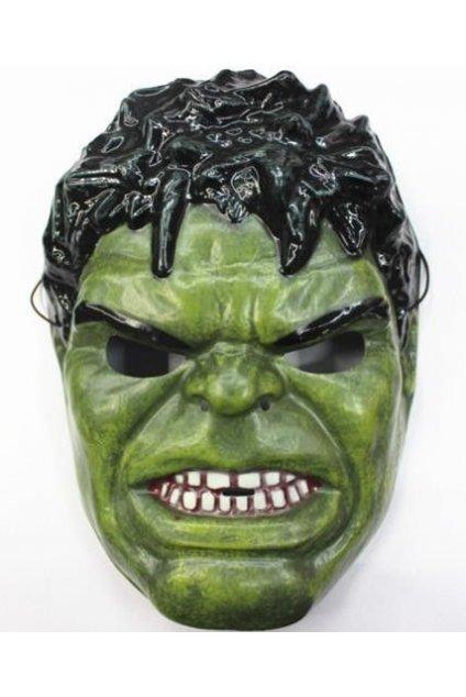 Hulk maska