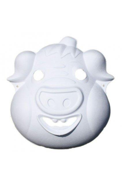 Maska Prase - pro domalování