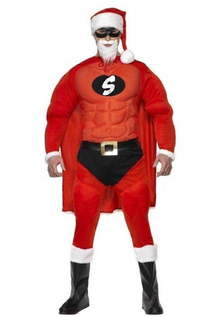 Kostým Super Santy