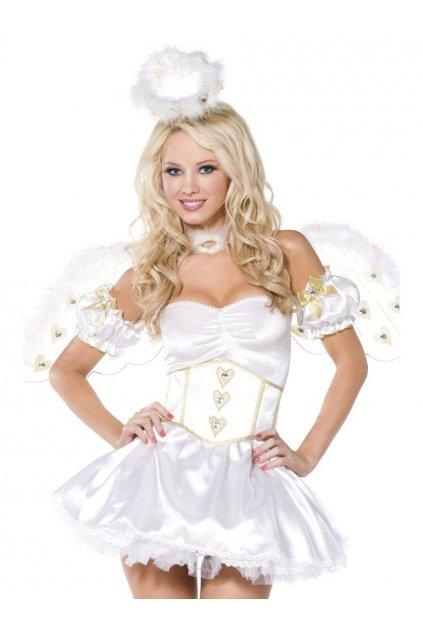 Kostým sexy anděla