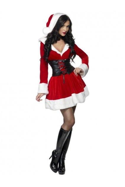 Sexy kostým paní Santové