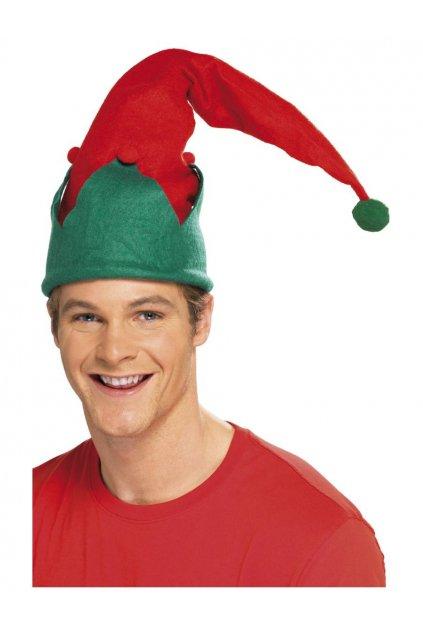 Santa čepice Elfa